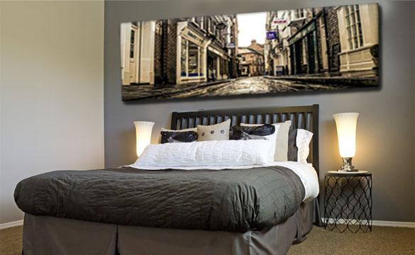 Cuadros cabecero cama matrimonio cabeceros originales y diferentes cuadros cabecero cama - Cuadro cabecero cama ...